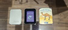 New ListingCamel Oasis Zippo Lighter 1993 - Slightly Used With Case