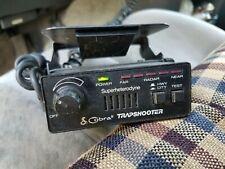 New listing Vintage Cobra Model Rd-3100 Trapshooter Radar Detector w/ Cord & Bracket