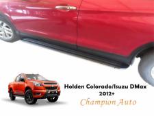 Dual Cab/Crew Cab Side Steps Holden Colorado RG/ Isuzu DMAX 2012-2018 (S5)