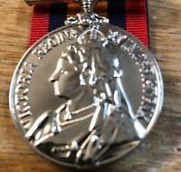 "Replica Boer War ""Queens Medal"" Full-size - Mounted."