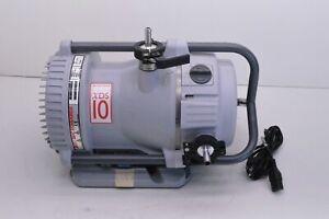 BOC Edwards XDS10 Dry Scroll Vacuum pump wWarranty