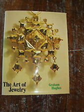"""""""THE ART OF JEWELRY"""" by Graham Hughes - 1971"""