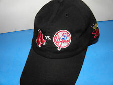 MLB Budweiser cap Boston Red Sox vs NY Yankees The Rivalry Budweiser Hat (NWOT)