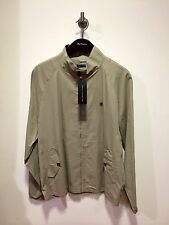 French Connection Lightweigt Cotton Summer Jacket/Stone - Small