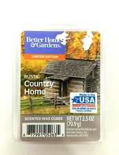 Better Homes & Gardens Limited Edition Wax Cubes-Rustic Country Home 1 Pack