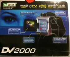 Mustek DV 2000 Multi-Functional Digital Camera 🎥 Portable Purse & Pocket Sized