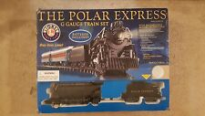 The Polar Express Lionel G-Gauge Battery Powered Train 7-11022