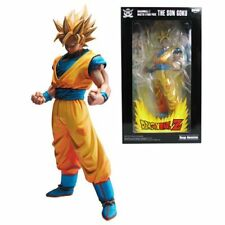 Dragon Ball Z NEW * Son Goku * Super Saiyan Statue Figure Anime Manga Banpresto