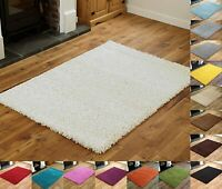 ** SALE ** New Modern 5cm Thick Living room Hallway Bedroom Kitchen Shaggy Rugs