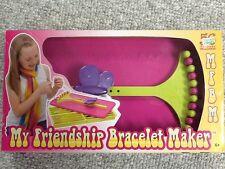 New listing Girls My Friendship Bracelet Maker and 36 Skeins of Craft Thread - Brand New