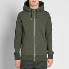 Men's Nike Nikelab Essentials Full zip Fleece Hoodie Green Small 853780 334 $200