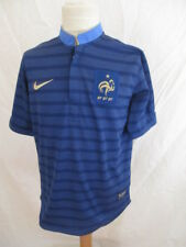 Maillot de football équipe de France Nike Bleu Taille 10 ans