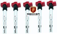 Becker Ignition Coils For Audi Volkswagen Multispark Blaster Epoxy Coil (5PCS)