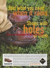Timberland Gore-Tex Boots/Shoes 1997 Magazine Advert #3406