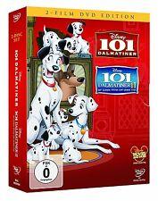 101 Dalmatiner + 101 Dalmatiner Teil 2 [2 DVDs](NEU/OVP) Walt Disney