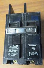 Siemens BQ2B050 Circuit Breaker 50 Amp