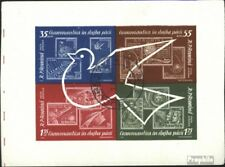 Romania block53 (complete issue) unmounted mint / never hinged 1962 Space