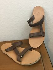 Teva Universal Slide 1011501 Sandal Display Model Women's Size 11, Brown