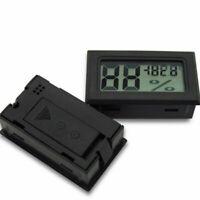Misuratore Termometro Digitale A Temperatura Ambiente LCD Igrometro Metro