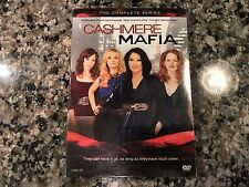 Cashmere Mafia The Complete Series New Sealed DVD! 2008 Mistresses Men In Trees