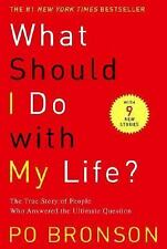 What Should I Do with My Life? by Po Bronson (2003 Paperback) EE735