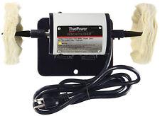 "Lion Tools 01-0129 TruePower Mini Bench Polishing Machine, Buffer, Polisher, 5"""