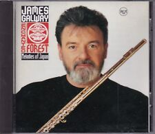 James Galway - The Enchanted Forest**1990 Australian CD Album**VGC