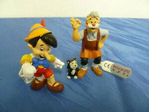 Bullyland Disney - Gepetto und Pinocchio - NEU mit Etikett