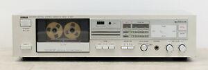 Yamaha K-220 Natural Sound Stereo Cassette Deck HiFi Tape Player funktioniert