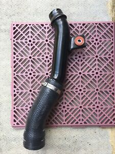 Fiat 500 Abarth 595 1.4 Turbo  Charge Air Pipe Tube Intercooler Hose Genuine