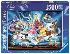 RAVENSBURGER JIGSAW PUZZLE DISNEY'S MAGICAL STORYBOOK 1500 PCS  #16318