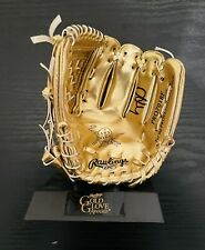 Luis Robert Autographed Mini Rawlings Gold Glove Chicago White Sox/ JSA