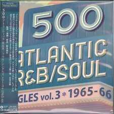 V.A.-500 ATLANTIC R&B/SOUL SINGLES VOL 3-JAPAN 2 CD+BOOK K81