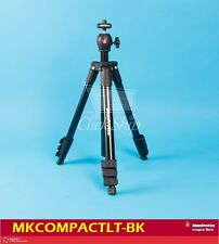 Manfrotto Compact Light Aluminum Tripod (Black) Mfr # MKCOMPACTLT-BK