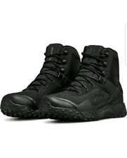 Under Armour UA Valsetz RTS Black Uniform / Tactical Boots UK 8.5