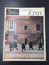 Sunday Times Magazine, 25th November 1962