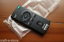 GENUINE NEW Sony Active Speaker Remote Control RM-AS42