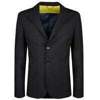 Diesel Men J-Vegas 00SDAF Classic Jacket Black Size 52