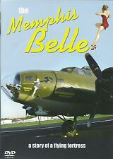 THE MEMPHIS BELLE DVD A STORY OF THE FLYING FORTRESS