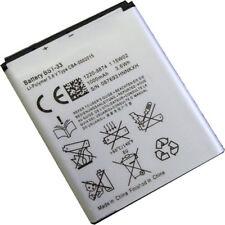 New Battery For Sony BST-33 Ericsson K530 K550 K630 K660i 1000mAh