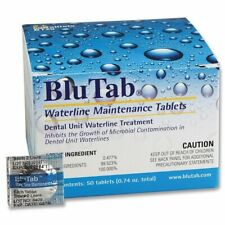ProEdge BT20 BluTab Waterline Maintenance Dental Unit Tablets 2 Liter 50/Bx
