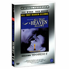 All That Heaven Allows (1955) DVD - Rock Hudson (*New *Sealed *All Region)