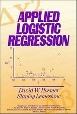 Applied Logistic Regression (Wiley Series in Probability and Mathematical Statis