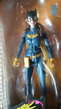 "DC MULTIVERSE LEGENDS OF TOMORROW BATGIRL 6"" Figure NO KING SHARK CNC BAF"