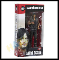 """The Walking Dead TV Series 7 Daryl Dixon 7"""" Action Figure PVC Toys in Box"""