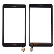 P1 VETRO+TOUCH SCREEN ORIGINALE ACER PER ICONIA Talk S A1-734 NERO DISPLAY NUOVO