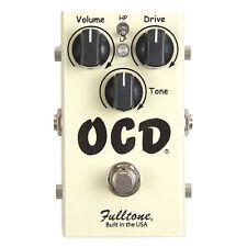 Fulltone OCD V2 Obsessive Compulsive Drive Overdrive Pedal