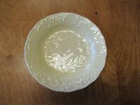 "Nikko Japan WOODBURY YELLOW Salad Plate 7 7/8""    7 available"