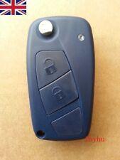 CITROEN Relay Jumper Van PEUGEOT BOXER FIAT DUCATO 2 Buttons Remote Key Fob Case