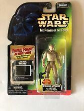 star wars power of the force. Luke Skywalker Bespin